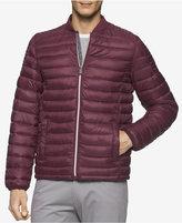 Calvin Klein Men's Dressy Packable Puffer Jacket