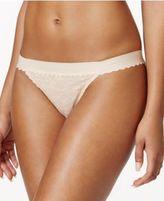 Heidi Klum Intimates Sheer Infinity Floral Lace Bikini H30-1371