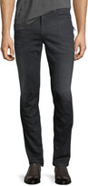 Neil Barrett Side-Stripe Slim-Straight Denim Jeans