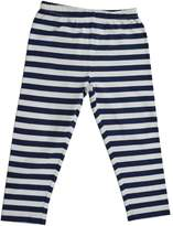 Three Friends Apparel Blue & White Stripes Pants