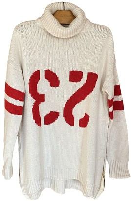 Zadig & Voltaire Ecru Knitwear for Women