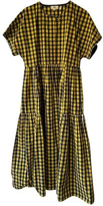 Non Signã© / Unsigned Oversize Multicolour Cotton Dresses