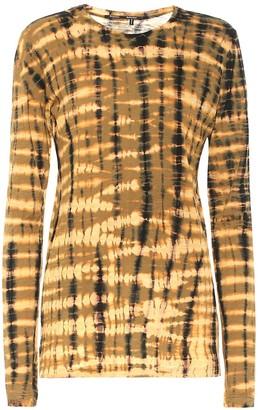 Proenza Schouler Tie-dye cotton shirt