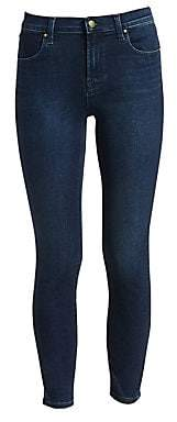 J Brand Women's Alana High-Rise Cropped Skinny Jeans
