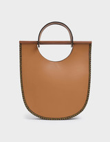 Charles & KeithCharles & Keith U-Shaped Whipstitch Tote