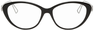 Balenciaga Black BB0067O Glasses