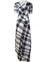 Stella McCartney 'Solid Checks' dress