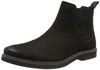 Bugatti Men's 311609363500 Ankle Boots Black Size: