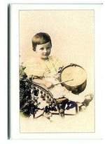 BuyGifts Drum Magnet - Child with Drum