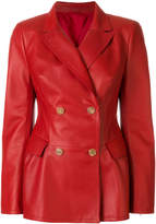 Ermanno Scervino fitted double-breasted blazer