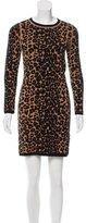 A.L.C. Jacquard Sweater Dress
