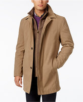 London Fog Men's All-Weather Coat with Snap-Out Liner
