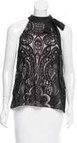 Parker Sleeveless Lace Top w/ Tags