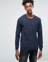 Minimum Davin Melange Knit Jumper