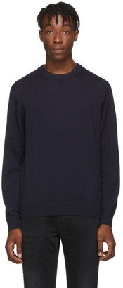 Tiger of Sweden Navy Lang Sweater