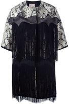 Antonio Marras snakeskin print coat - women - Cotton/Polyester/Spandex/Elastane/Viscose - 44