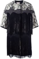 Antonio Marras snakeskin print coat - women - Cotton/Polyester/Viscose/Spandex/Elastane - 42