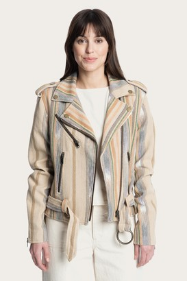The Frye Company Carly Moto Jacket