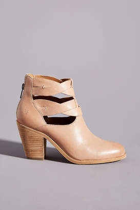 Frye Cameron Twist Ankle Boots