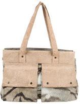 Just Cavalli Patterned Shoulder Bag
