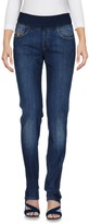 European Culture Denim pants - Item 42623772