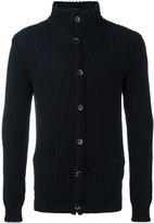 Barena ribbed cardigan - men - Cotton - L