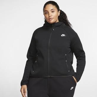 Nike Women's Cape (Plus Size Sportswear Tech Fleece
