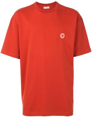 Drôle De Monsieur logo short-sleeve T-shirt