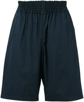 Comme des Garcons elastic waistband shorts - men - Cotton - S