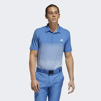 adidas Ultimate365 Print Polo Shirt