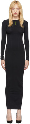 Unravel Black Seamless Dress