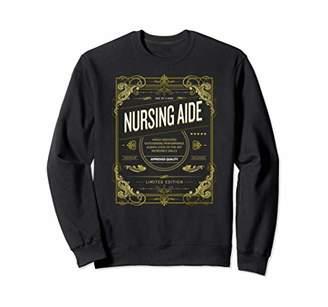 Nursing Aide Gift Sweatshirt