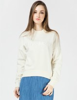 Harmony White Sabina Sweater