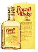 Royall Fragrances Muske All Purpose Lotion by 4oz Splash)