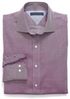Tommy Hilfiger Final Sale- Herringbone Dress Shirt