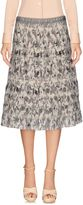 Tory Burch Knee length skirts
