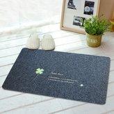 Table Cloths Anti-skidding mat at the door,bedroom door kitchen bathroom floor mat