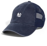 American Needle Women's Mlb Baseball Cap - Blue