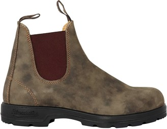 Blundstone Lined Elastic Sided V Cut Boots