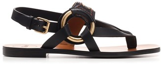 Chloé Thong Flat Sandals