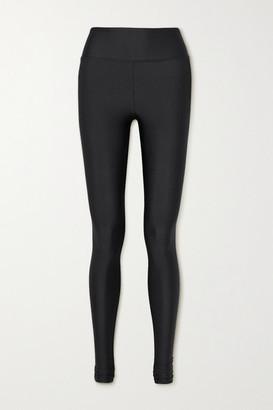 Balenciaga Stretch Leggings - Black