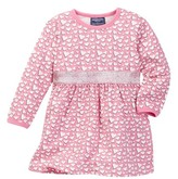 Toobydoo Sweetheart Sparkle Belt Dress (Baby & Toddler Girls)
