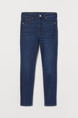 H&M Curvy High Jeggings - Blue