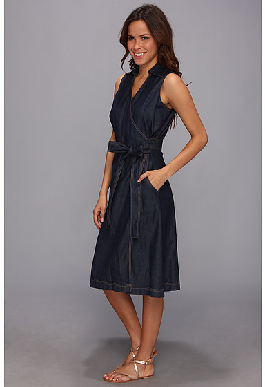 Pendleton Summit Denim Dress