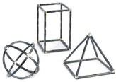 Regina-Andrew Design Regina Andrew Set Of 3 Geometric Shapes