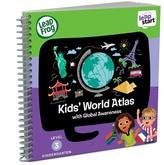 Leapfrog LeapStart Kindergarden Activity Book: Kids' World Atlas and Global Awareness