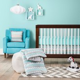 Trend Lab Chevron Crib Bedding Set