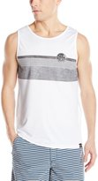 Rip Curl Men's Surf Craft Tank Top Rashguard, Grey