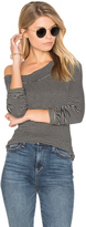 Riller & Fount Randy One Shoulder Top