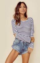 Lna clothing odeon stripe tee